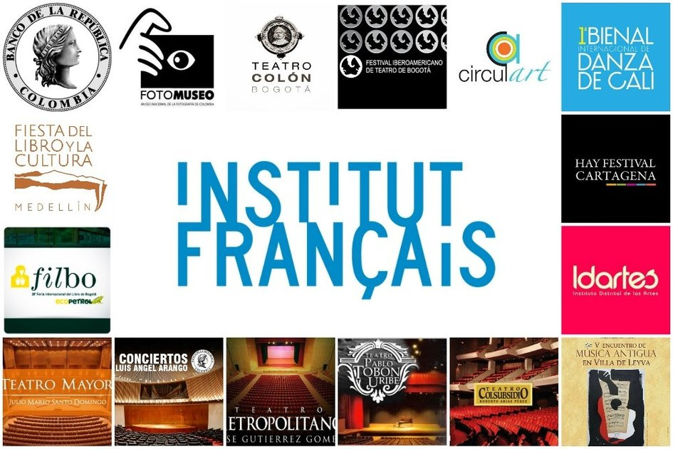 Photo 4 – Partenaires de l'Institut Français Colombie - JPEG